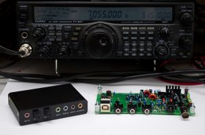SoftRock RXTX & USB Soundcard