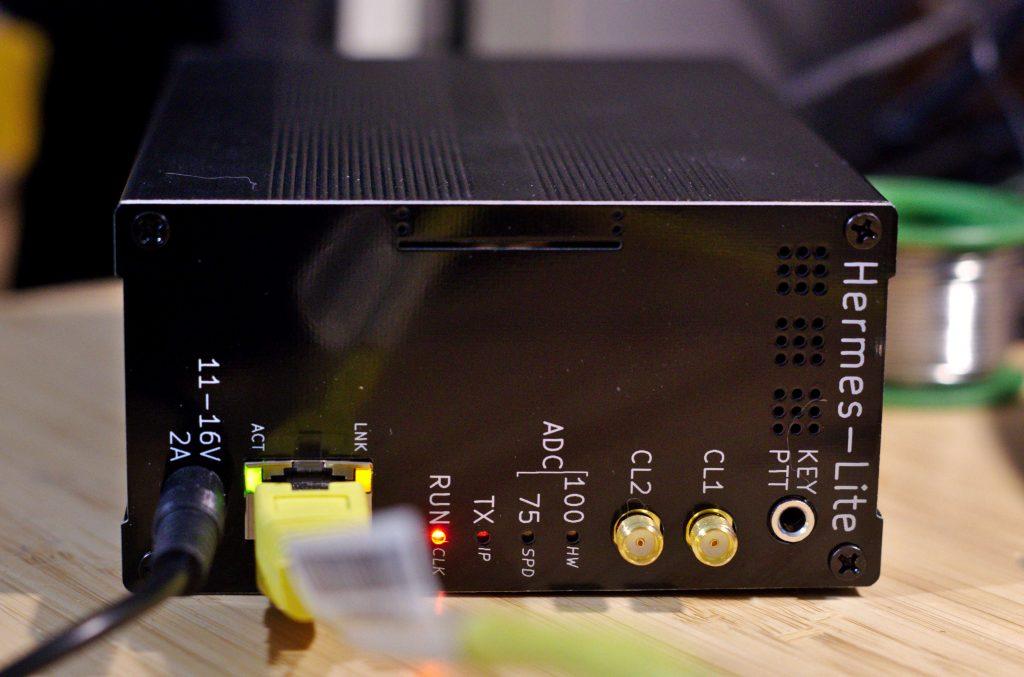 Hermes Lite 2 SDR